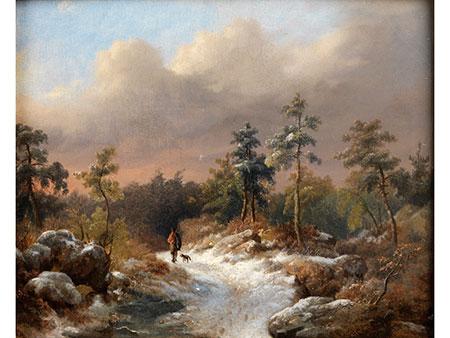 Jan Adam Jansz. Kruseman, 1804 - 1862