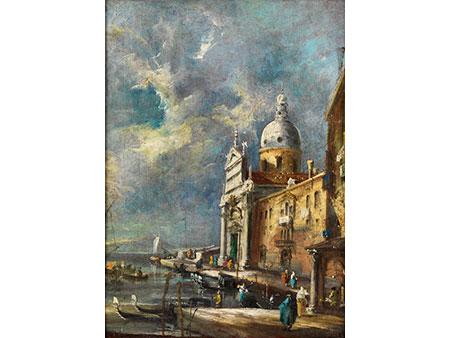 Maler des 19. Jahrhunderts in der Nachfolge von Francesco Guardi, 1712 - 1793