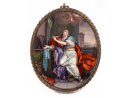 Chalon, Maler des 18./ 19 Jahrhunderts