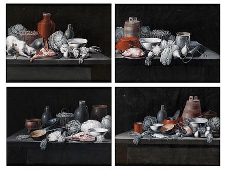 Maler des beginnenden 18. Jahrhunderts