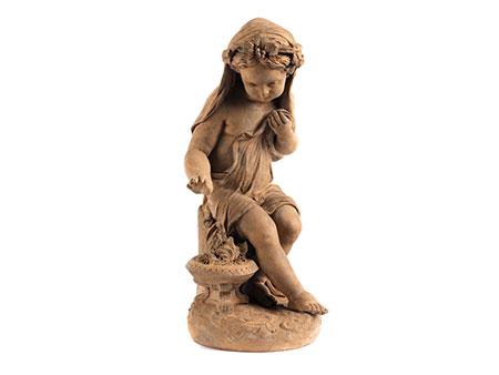 Französischer Bildhauer des ausgehenden 18. Jahrhunderts