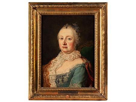 Nach Martin van Meytens, 1695 - 1770