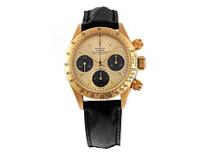 ROLEX Daytona in Gold, Referenz 6265