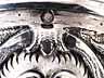 Detail images:  Silberner Deckelpokal