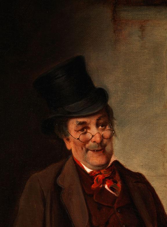Detail images: Hermann Kern, 1838 Liptóujvár - 1912 Maria Enzersdorf