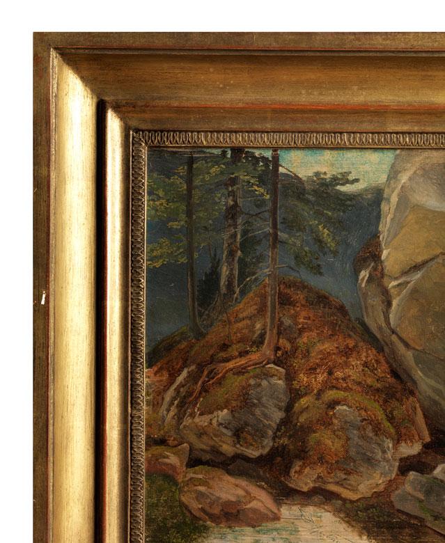 Detail images: Carl Spitzweg, 1808 München - 1885 ebenda