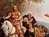 Detail images: I. Fiedler, Deutscher Maler des 19. Jahrhunderts