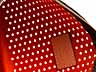 "Detail images:  Louis Vuitton Pochette ""Monogram Perforation"""