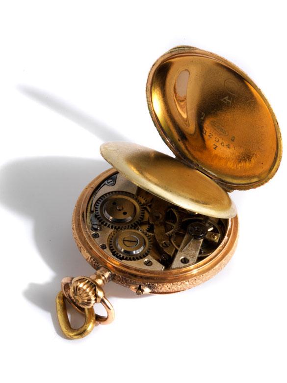 Detail images:  Damentaschenuhr