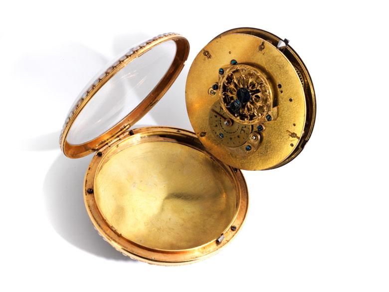 Detail images:  Taschenuhr