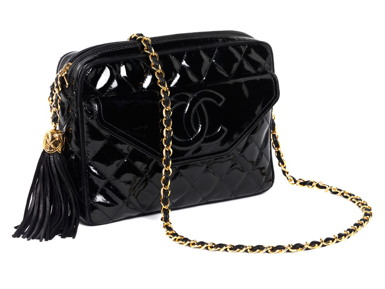 Chanel Handtasche Camera Hampel Fine Art Auctions