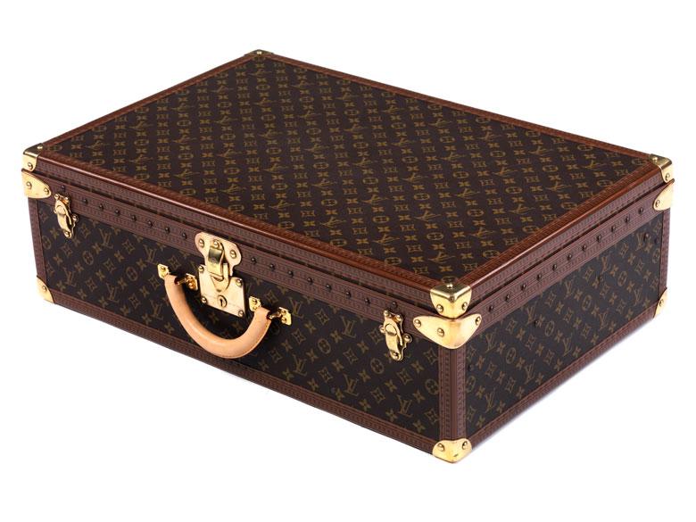 Louis Vuitton Reisekoffer : louis vuitton reisekoffer alzer 70 hampel fine art auctions ~ Buech-reservation.com Haus und Dekorationen
