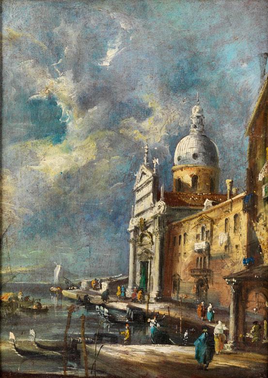 Maler des 19. Jahrhunderts in der Nachfolge von Francesco Guardi, 1712 – 1793