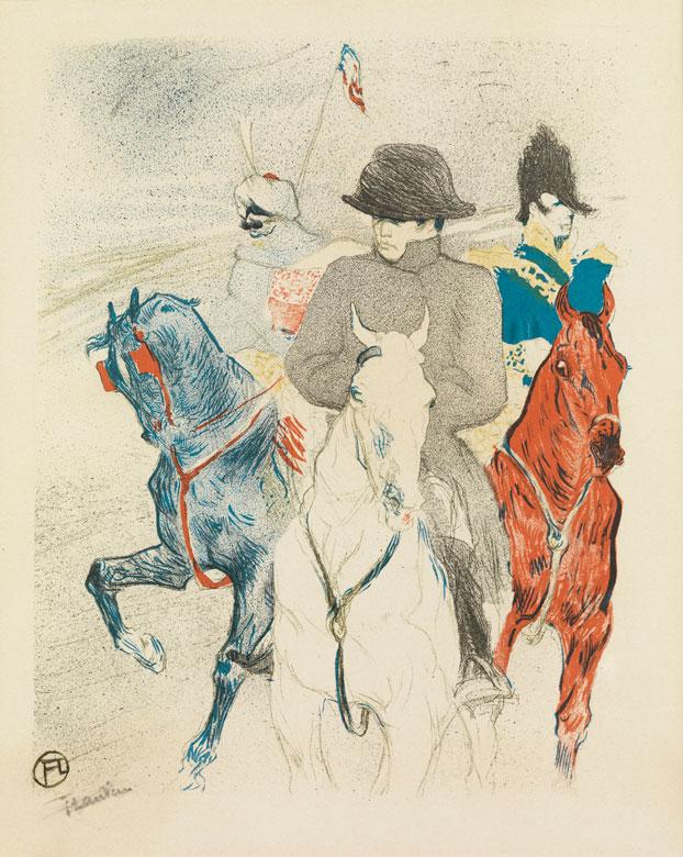 Henri de Toulouse-Lautrec, 1864 Albi – 1901 Schloss Malromé, nach