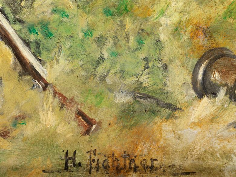 hugo de fichtner 1872 1944 hampel fine art auctions. Black Bedroom Furniture Sets. Home Design Ideas