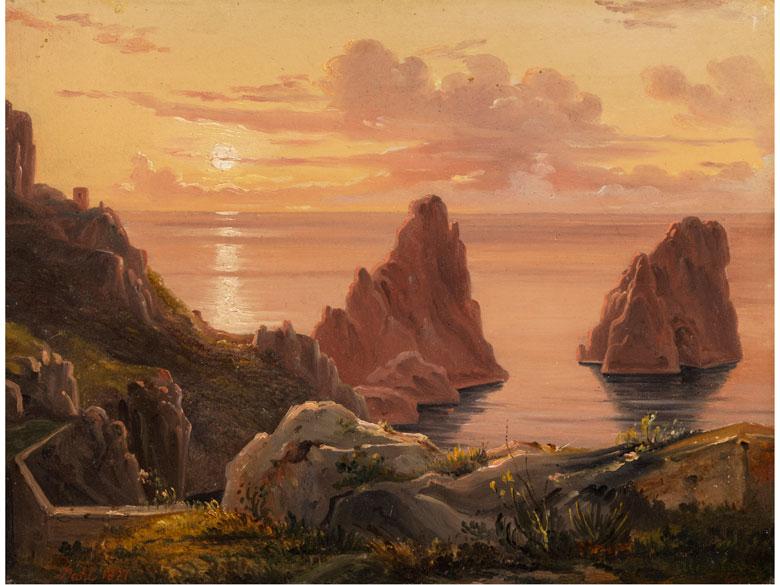 Johann Christian Clausen Dahl, 1788 - 1857