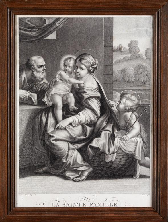 André Joseph Mécou, um 1771 Grenoble – 1837 Paris
