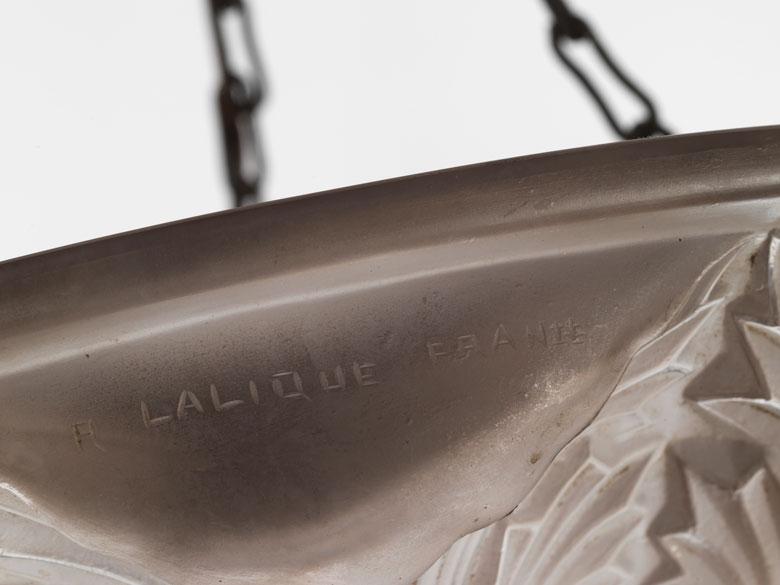 Plafoniere Living : Plafoniere u egaillonu c von lalique hampel fine art auctions
