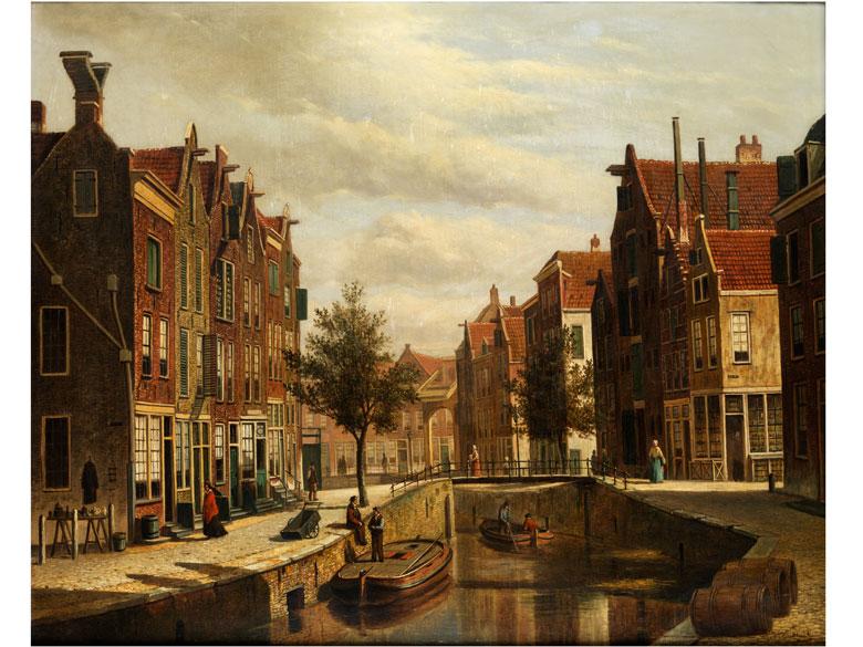 Willem Koekkoek, 1839 Amsterdam - 1895