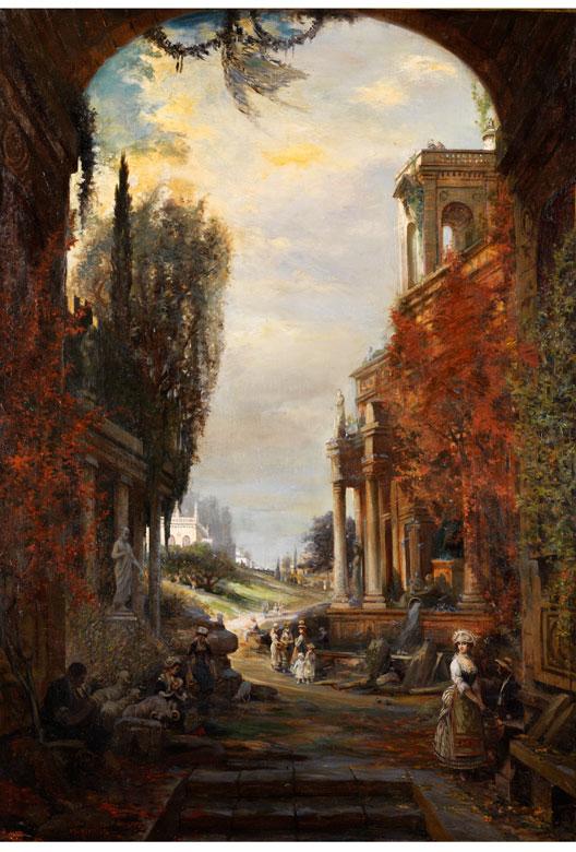 Albert Mantelet-Goguet, 1858 Paris