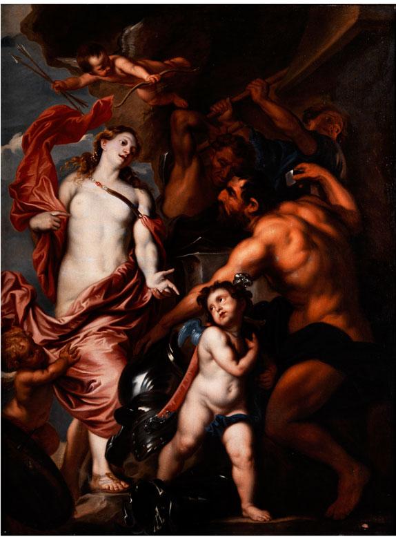 Anthony van Dyck, 1599 Antwerpen - 1641 London, Nachfolge des