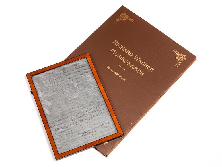 Richard Wagner-Sammlerkassette