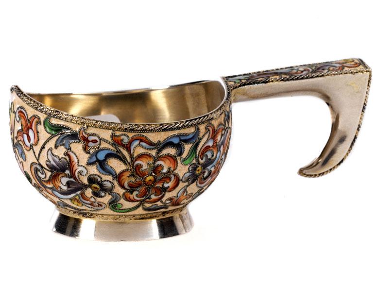 Moskauer Silber-Kovsch