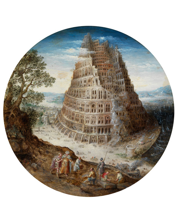 † Lucas van Valckenborch d. Ä., um 1535 Löwen - 1597 Frankfurt