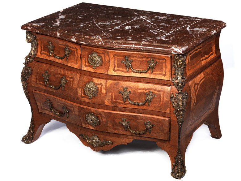 Kommode im louis xv stil hampel fine art auctions for Kommode asia style