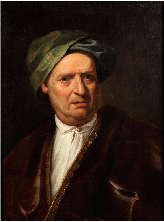 Bartolomeo Nazzari, 1699 Clusone, Bergamo - 1758 Mailand