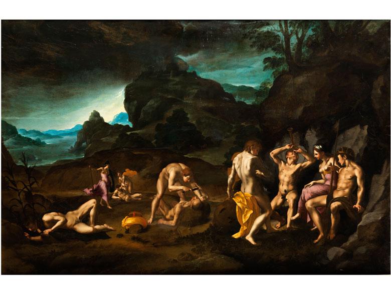 Agnolo Bronzino, 1503 Florenz - 1572