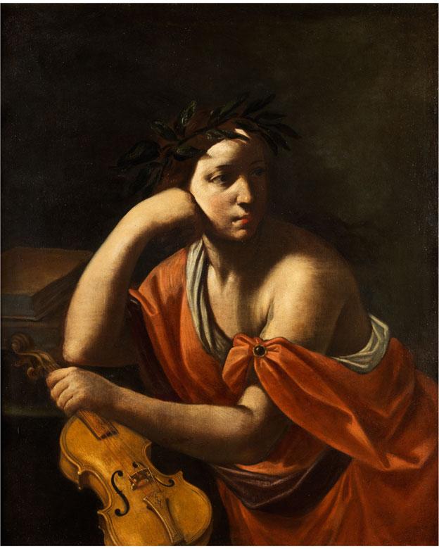 Simone Cantarini, gennannt Il Pesarese 1612 Pesaro - 1648 Verona