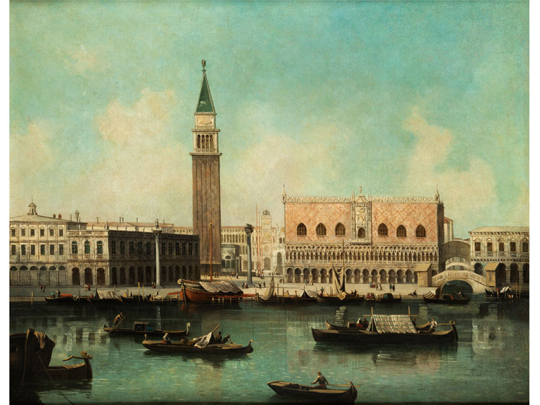 Francesco Albotto, 1711 Venedig – 1757