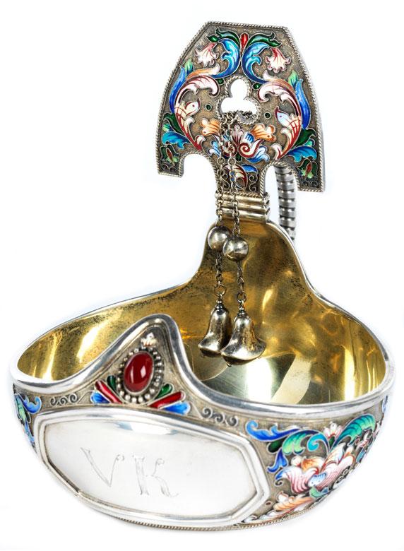 Moskauer Silber Kovsch