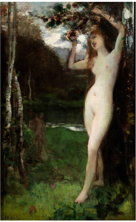 Henri Gervex, 1852 Paris - 1929
