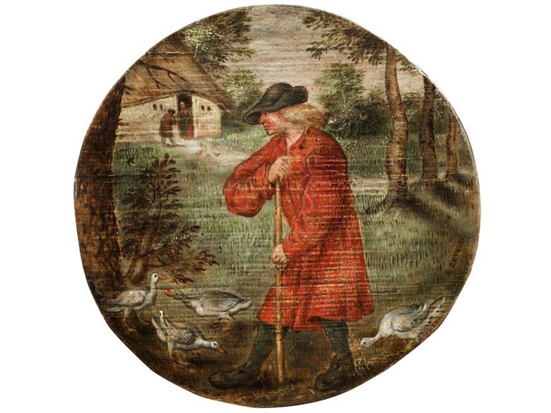 Pieter Brueghel der Jüngere, um 1564 Brüssel - 1637 Antwerpen