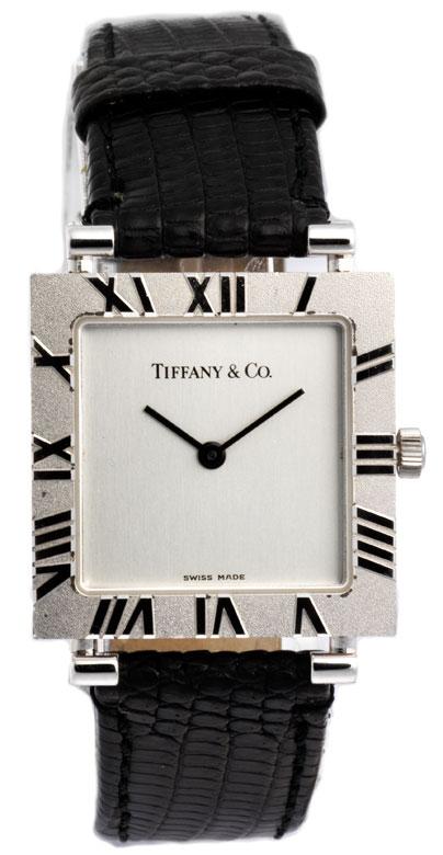 Damenarmbanduhr von TIFFANY & CO.