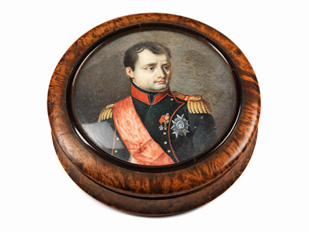 Feine napoleonische Dose