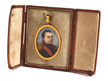 Miniaturdarstellung Napoleons