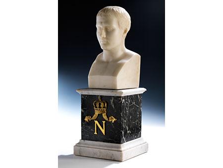 Kleine Büste Napoleon Bonapartes