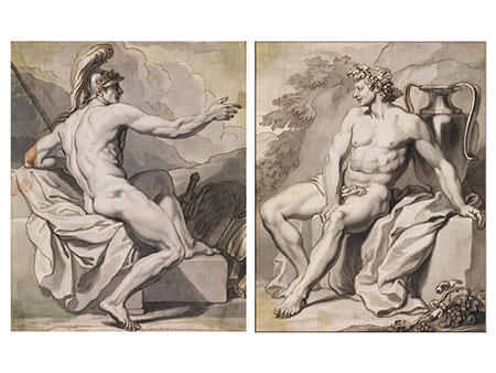 Francesco Bartolozzi, 1727 Florenz – 1815 Lissabon, zug.