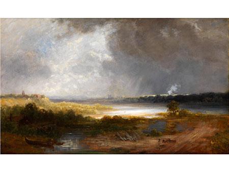 Eduard Schleich d. Ä., 1812 - 1874, zug.
