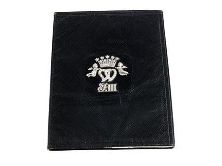 Antike Brieftasche