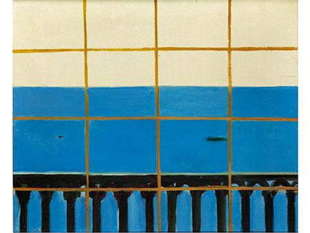 Virgilio Guidi,  1891 Rom - 1984 Venedig