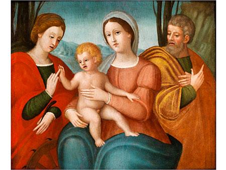 Francesco di Simone da Santacroce, 1440 Santa Croce di San Pellegrino Terme, Bergamo - 1508 Venedig