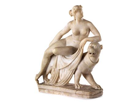 Ariadne auf dem Panther