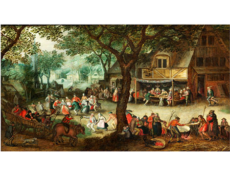 † David Vinckboons, 1576 Mechelen - 1629 Amsterdam