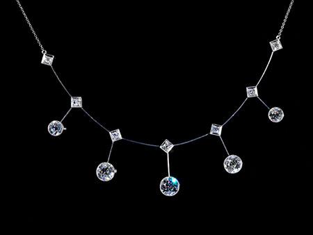 Diamantcollier