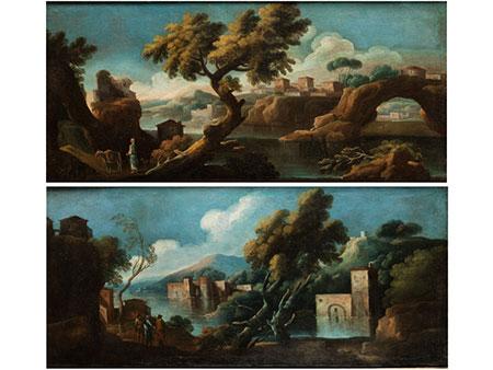 Paolo Anesi, 1697 Rom - 1773, zug.