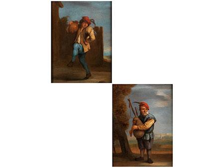 David Teniers d. J.,  1610 - 1690, Nachfolge